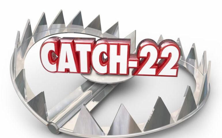 Catch 22 Steel Bear Trap