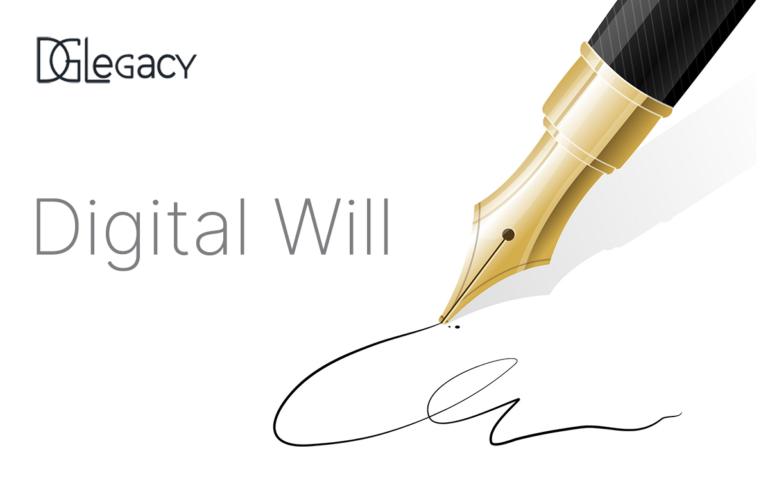 DGLegacy Digital Will