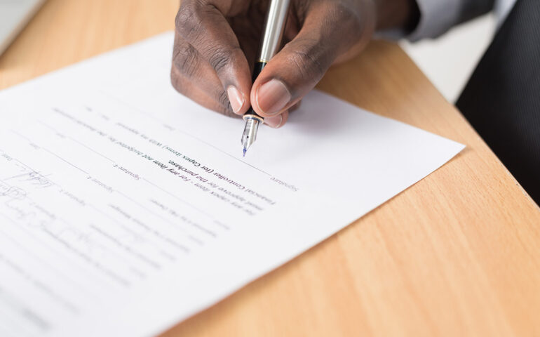 Last will and testament: what are the benefits?